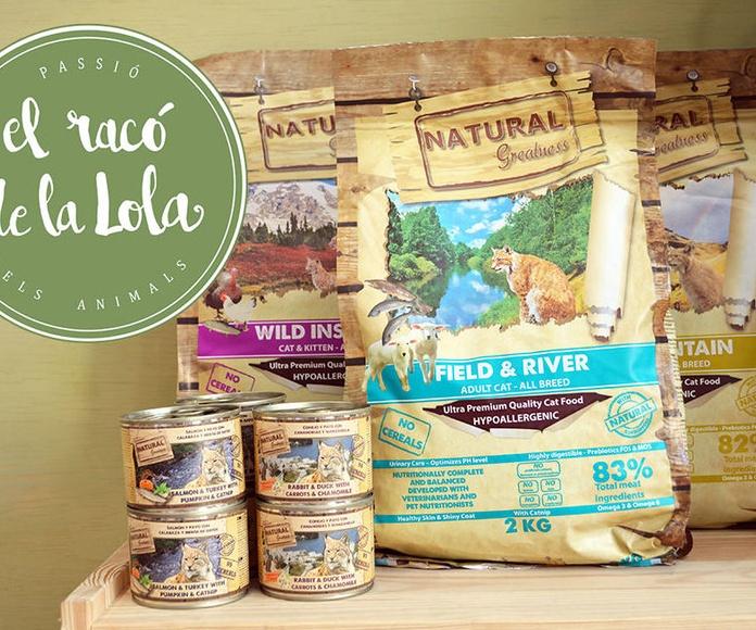 Alimentación seca y húmeda: Productos de El Racó de la Lola
