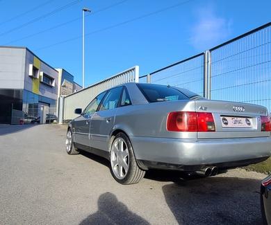 Audi A6 C4 - H&R Springs