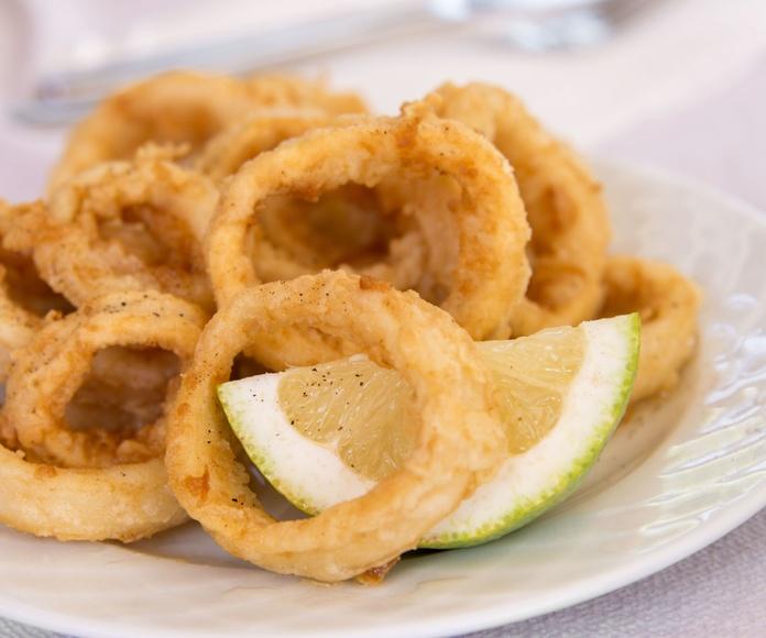 Raciones: Nuestros platos de Cafetería Montesa