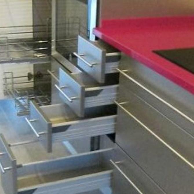 Ventajas de los muebles de gran capacidad