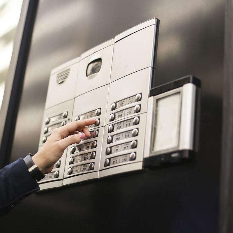 Videoporteros IP: Productos y servicios de Systeline Telecomunications