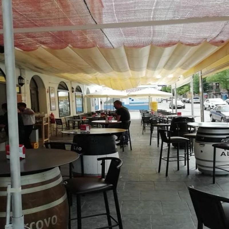 Catalanas: Bar Restaurante de Casa Cañitas