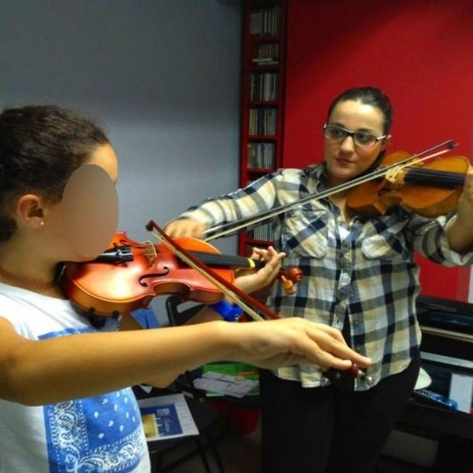 Lo mejores instrumentos para iniciar a un niño en la música