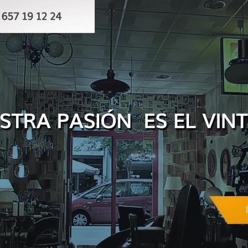 Artículos de decoración vintage en Valencia | Ruzafa Vintage