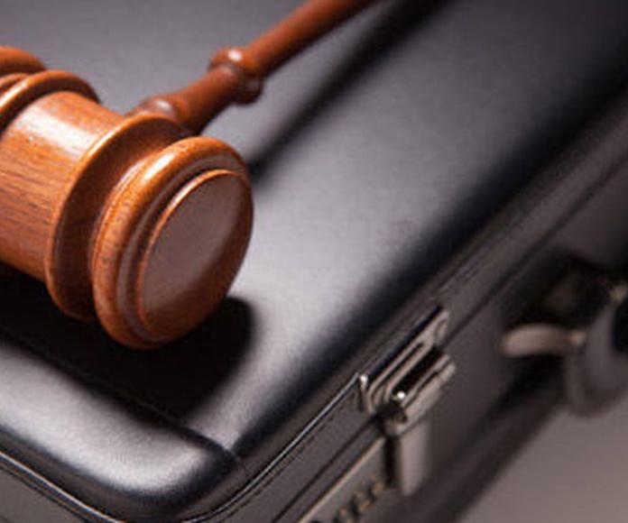 Derecho concursal: Áreas de trabajo de Orenes & Asociados Abogados