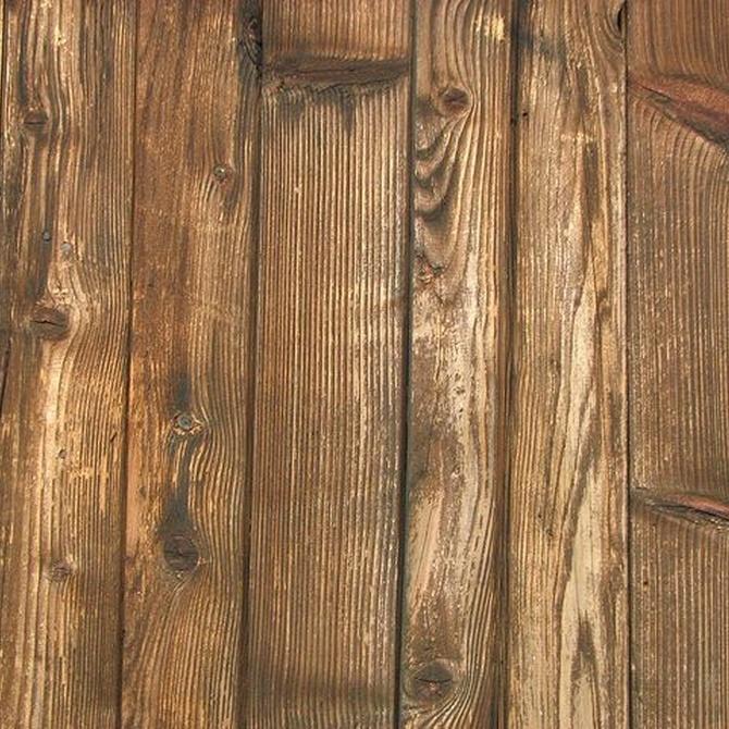 Los tipos de madera