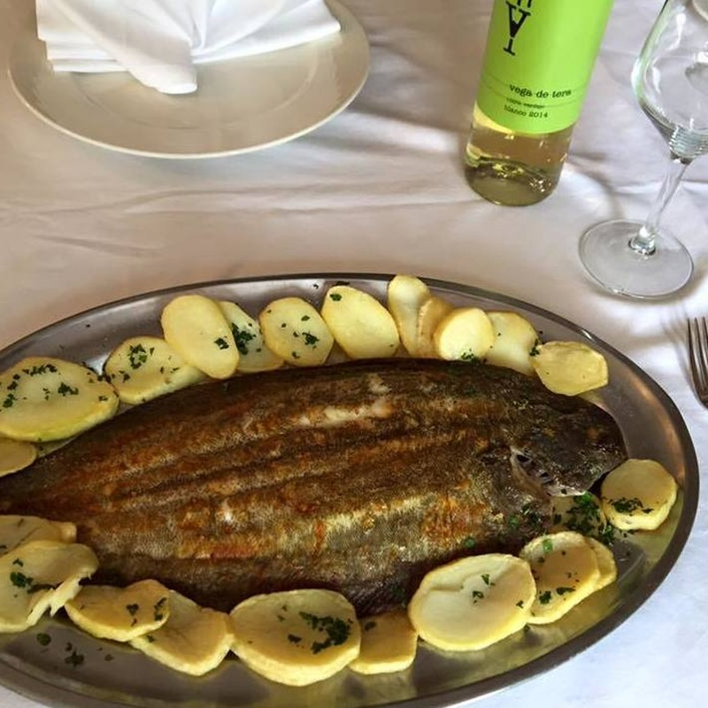 Pescados del día: Carta de Restaurante Palmanova
