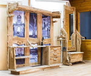 Venta muebles madera de Negrillo