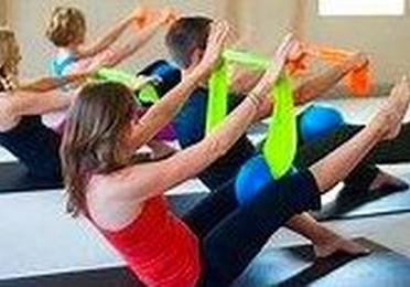 Clases de Pilates  Mat