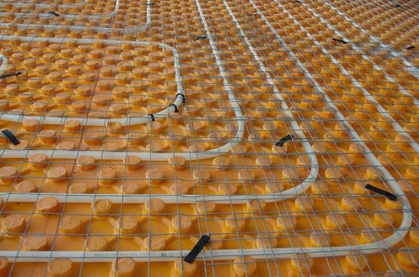 Instalación de suelo radiante en Alicante