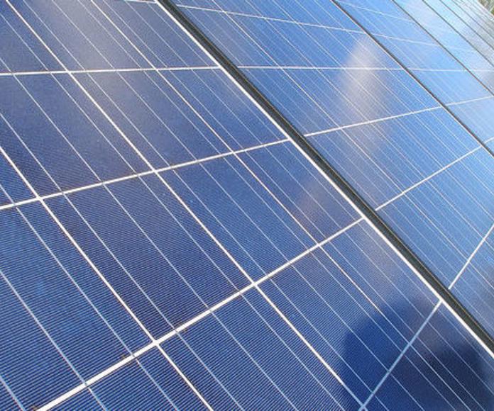 Energías Renovables: Servicios de Rehabilitació de Façanes Synera