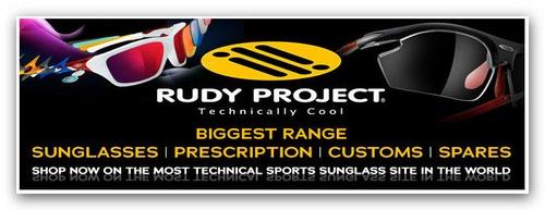 Tecnologia de gafas y lentes Rudy Project