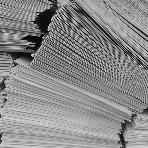 Fabricación de todo tipo de formularios