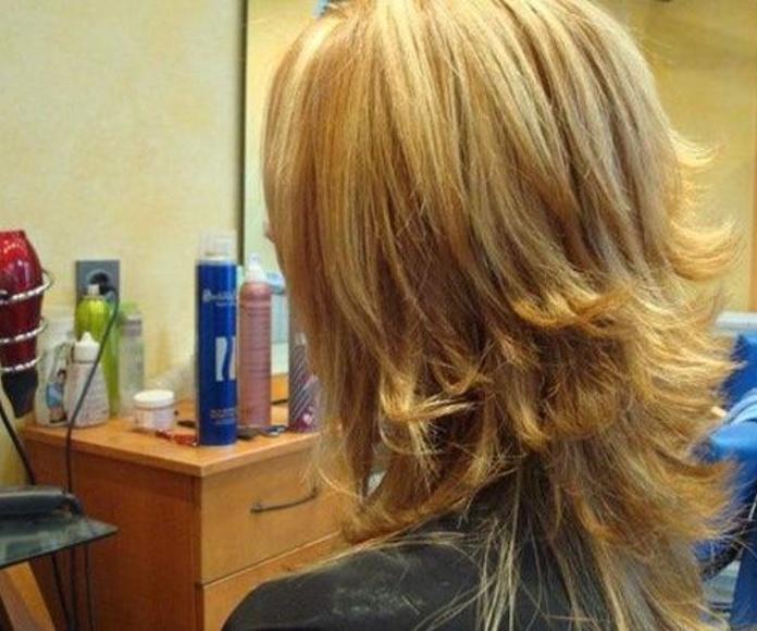 Producto reparador del cabello en Pamplona