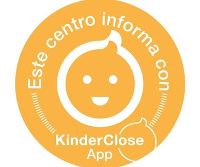 Nuestro centro informa con AGENDA ELECTRÓNICA KINDERCLOSE