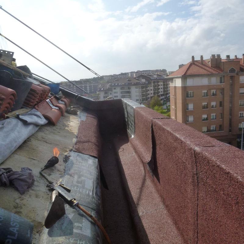 Lámina asfáltica: Servicios de Imyresa