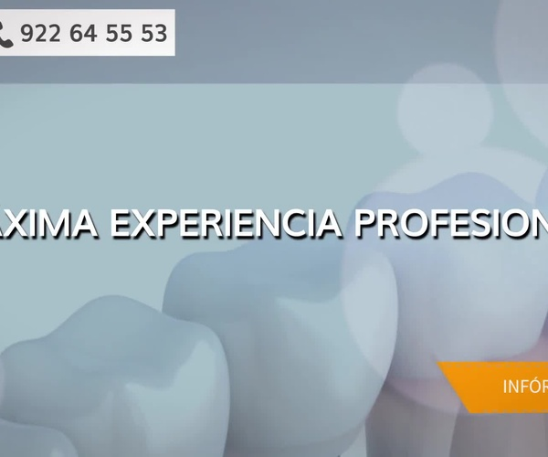 Clínica dental integral en Tenerife: Dential