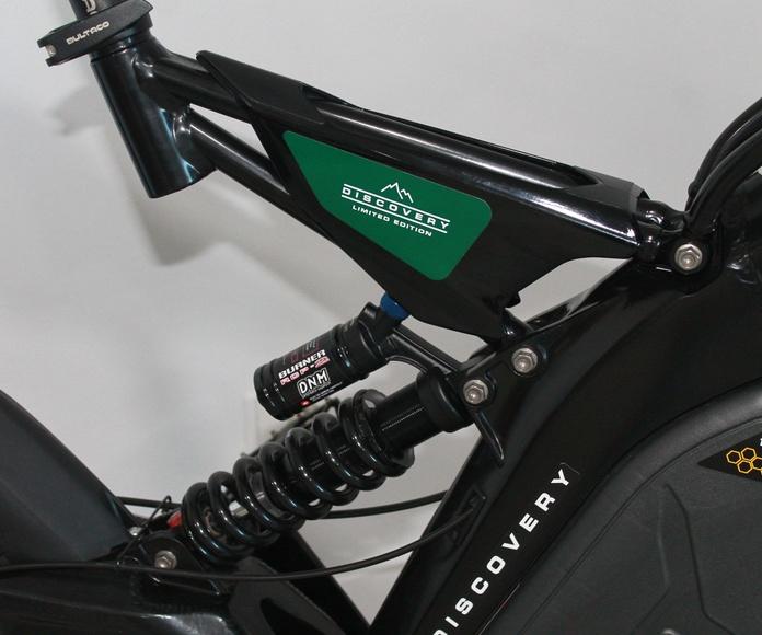 Bultaco Brinco Discovery. Serie Limitada OFERTA 4.600: Productos de Bultaco & Bike Doctor