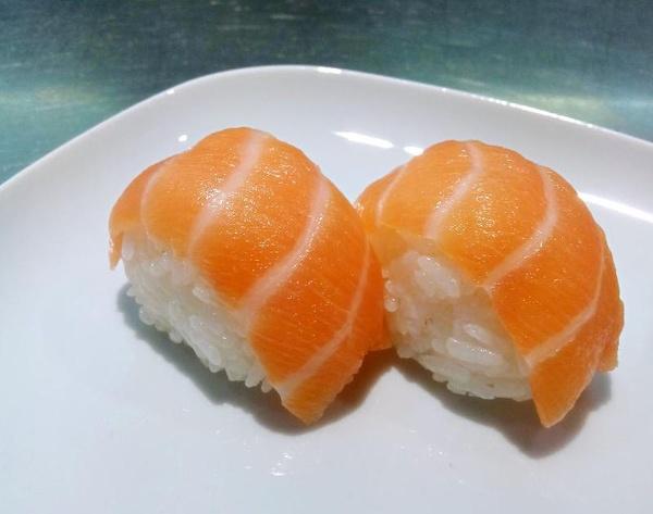 32. NIGIRI DE SALMON: Carta de Sushi King Restaurante