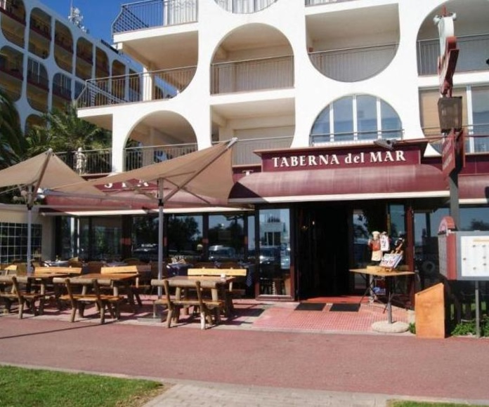 Restaurante Taberna del Mar: Carta de Taberna del Mar