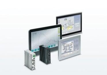 HMIs y PCs industriales