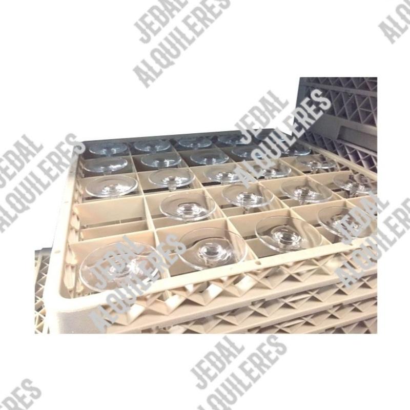 Cesta para vasos 36 compartimentos: Catálogo de Jedal Alquileres