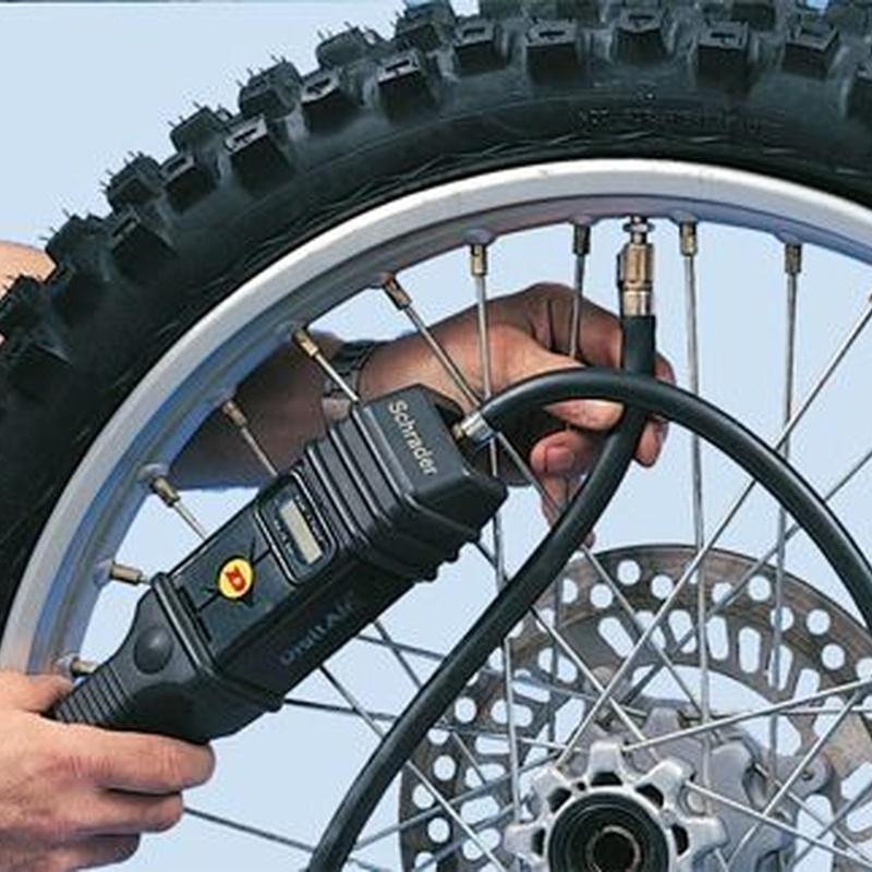 Neumáticos: Servicios de Motos Raúl