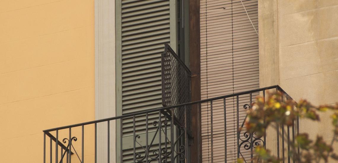 Rehabilitación de edificios y fachada con Sate en Fuenlabrada
