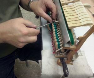 Servicios de afinado de pianos en Granada