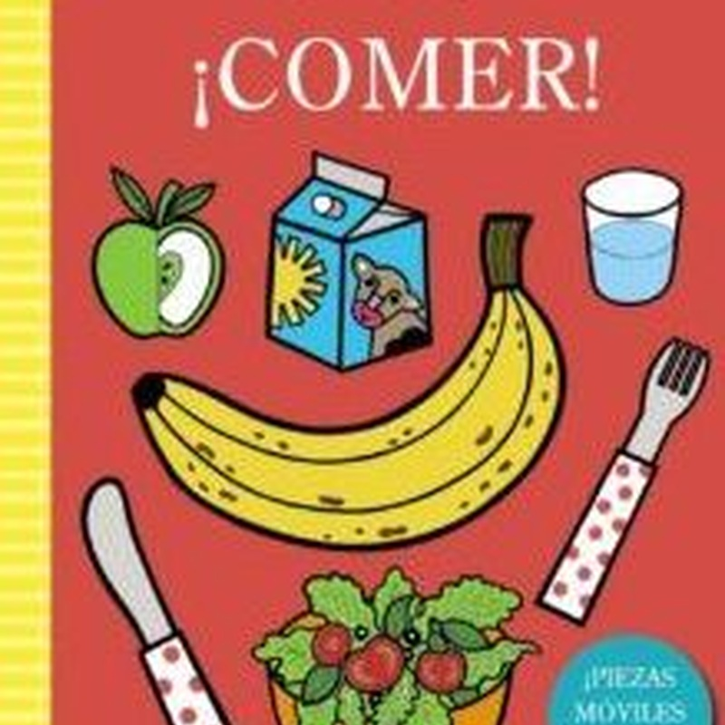 ¡COMER! : El Bosque de las Palabras de Librería Infantil El Hada Lucía