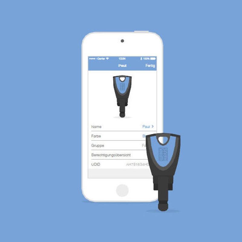 Cilindro Electronico BlueCompact: Catálogo de Accedomkeys SL