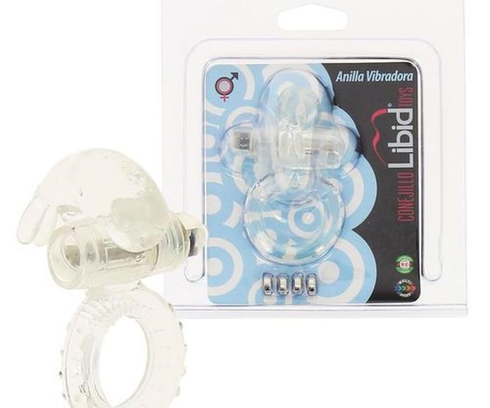 Anillo vibrador: Productos de Tentacionex