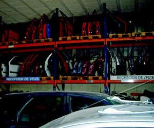 Desguace de coches en Bizkaia