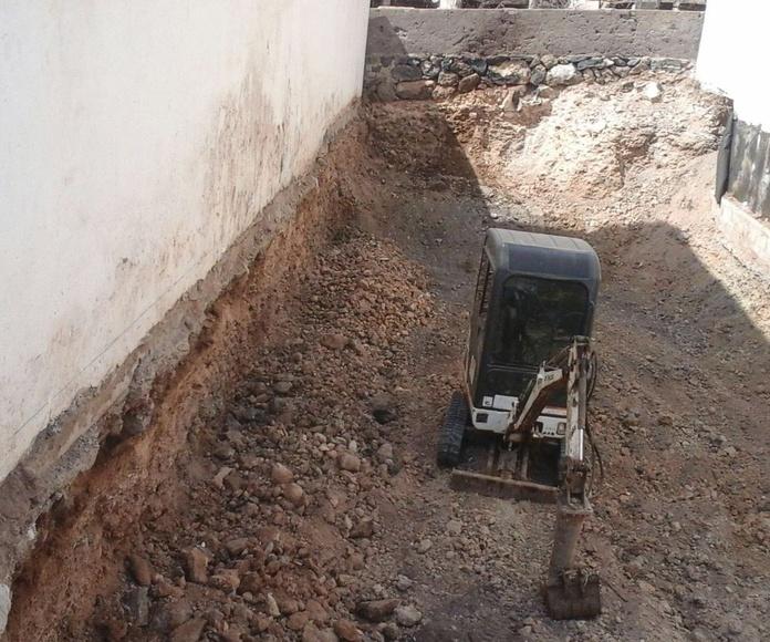 Comienzo de nueva obra en Piedra Hincada