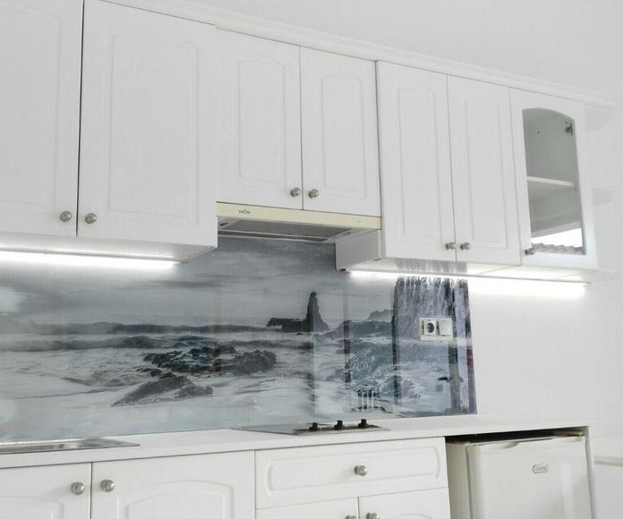 Cocinas: Productos de Carpintería y Montajes Oliver