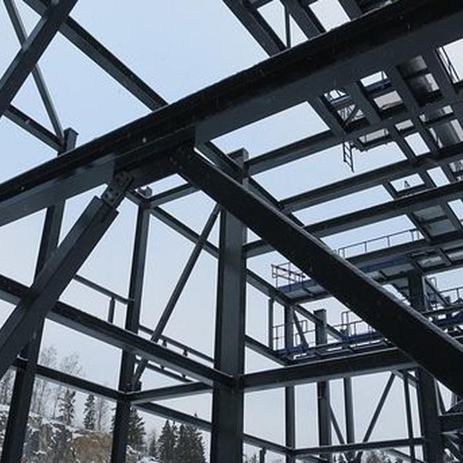 Algunos usos de las estructuras metálicas