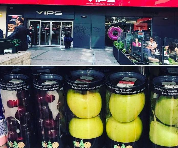 La mejor forma de ofertar fruta para llevar a tus clientes.