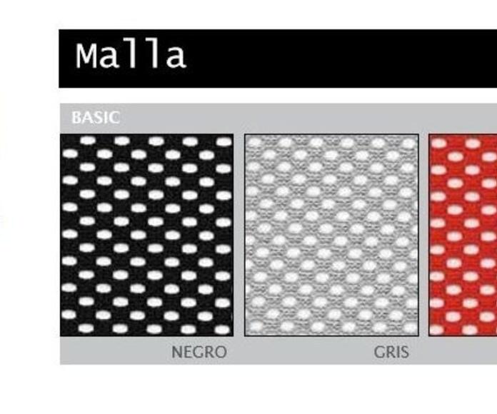 diferentes tapizados y mallas para silla frame con o sin brazos