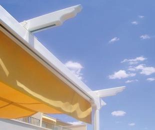 Modelo toldo estructura 80 x 40