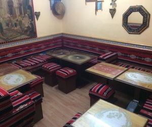 Salón de té y cachimbas en Madrid
