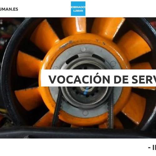 Bobinado de motores eléctricos en Logroño | Bobinados Luman