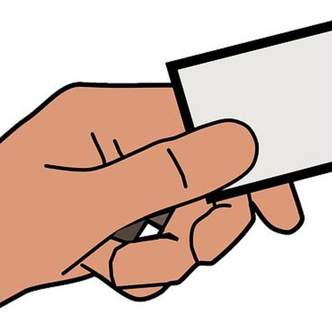 La claves para confeccionar la mejor tarjeta de visita