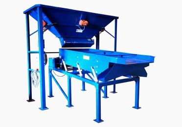 Cribadoras/Clasificadoras para Astilla (biomasa)