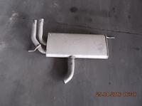 TUBO DE ESCAPE SEAT LEON AÑOS 1999-2005: Catálogo de Desguace Valorización del Automóvil BCL, S.L.