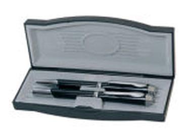 Conjunto estuche bolígrafo y pluma