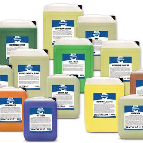 Detergentes industriales Bizkaia