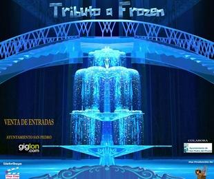 """La Aventura en concierto """" Tributo a Frozen"""