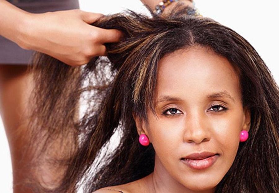 El sérum, eficaz para cabellos secos y deshidratados