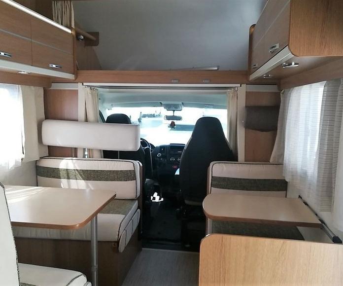 Alquiler autocaravanas Murcia