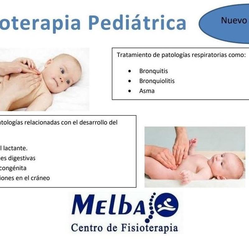 FISIOTERPAI PEDIATRICA EN ARGANDA DEL REY